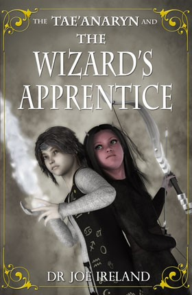 New Release: The Tae'anaryn and the Wizard's Apprentice